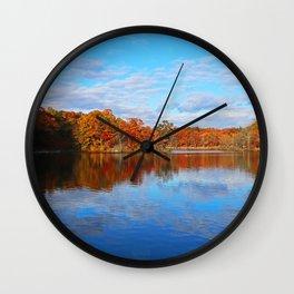 Fellsmere Park Wall Clock