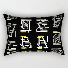 Luck/BadLuck Rectangular Pillow
