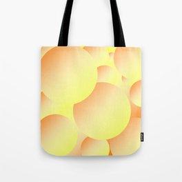 Sunny Bubbles Tote Bag