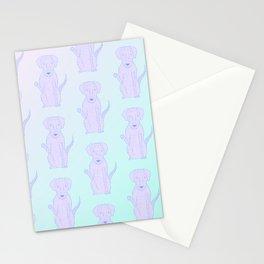 Lucky Lola Pattern Stationery Cards