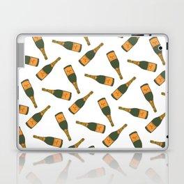 Champagne Bottle Pattern Laptop & iPad Skin