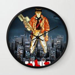 AkiraAnime Wall Clock