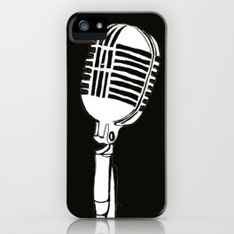 Sing it iPhone Case