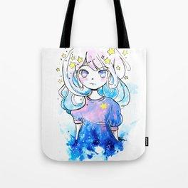 Head in the Stars Tote Bag