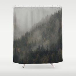 Take me home - Landscape Photography Shower Curtain