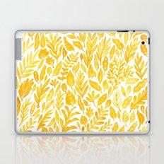 Dandelion Yellow Laptop & iPad Skin