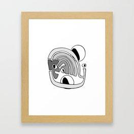 Really Strange Framed Art Print