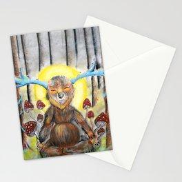 Motherbear  Stationery Cards