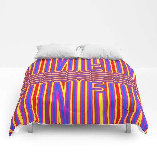 Fun Fun Fun Comforters