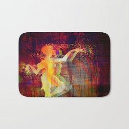 Alice Dancing Darkly Bath Mat
