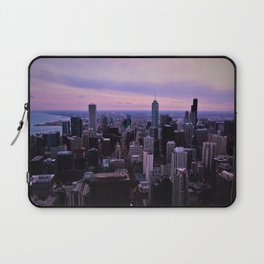 Chicago Sunsets Laptop Sleeve