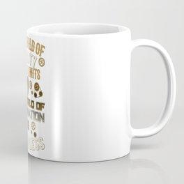Steam Punk Fantasy RPG Gamer Coffee Mug