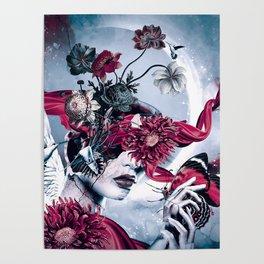 Queen of Flowers Poster