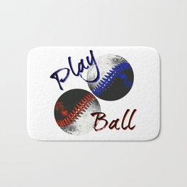 Play Ball Bath Mat