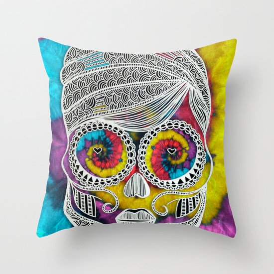 Suga Mama Throw Pillow