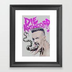 Zef  Framed Art Print
