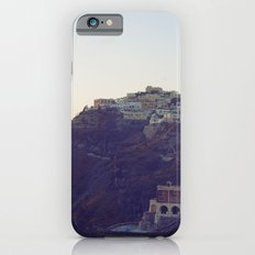 Fira at Dusk III iPhone 6s Slim Case
