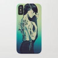 Fractured 02 Slim Case iPhone X