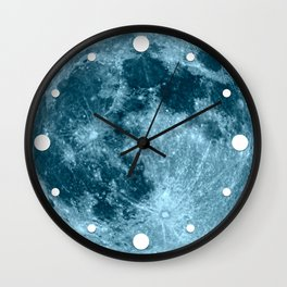 Maria Through The Year - JUNE Wall Clock