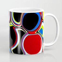 Bubbles Pouring Like Coffee Mug