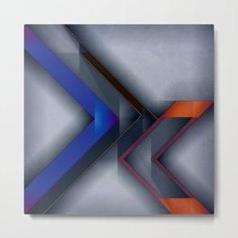 PJD/9x Metal Print