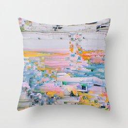 DLTA15 Throw Pillow