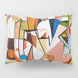 Abstract Beginning Pillow Sham