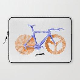 TT Bike Laptop Sleeve