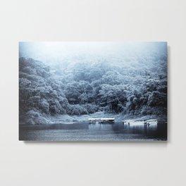 Tico Boats Metal Print