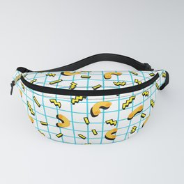 80s / 90s mac and cheese Fanny Pack