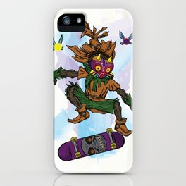 You've Met With A Gnarly Fate, Haven't You? iPhone Case
