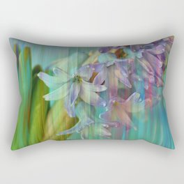 風信子 Rectangular Pillow