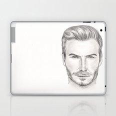 David Beckham Laptop & iPad Skin