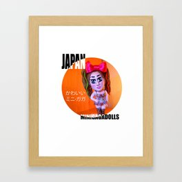 Japan Venus Framed Art Print