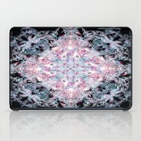 snowflake iPad Cases featuring Snowflake. by Assiyam