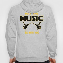 Breakdance May The Music Be With You Hoody