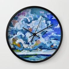 Southerly Wall Clock