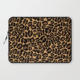 Leopard Print | Cheetah texture pattern Laptop Sleeve