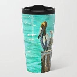 Boca Birds Travel Mug