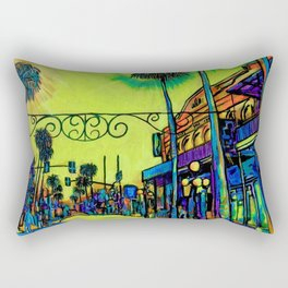 Ybor City Rectangular Pillow