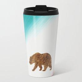 Nearly Patriotic, #21, California Bear Flag Travel Mug
