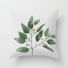 Branch 2 Throw Pillow