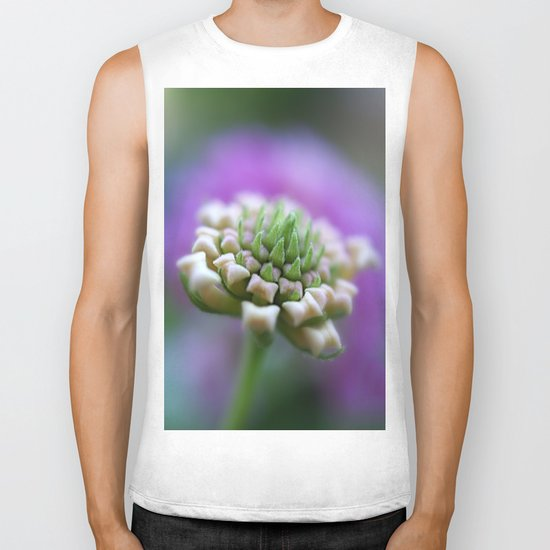 Think Back To The Time Biker Tank