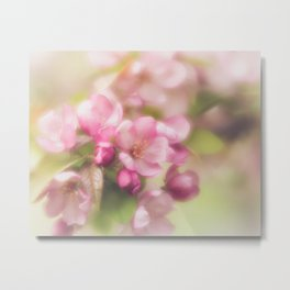 Blossom Magic Metal Print