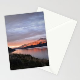 Patagonia region in Argentina South America Stationery Cards