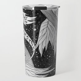 Two Ghosts Travel Mug