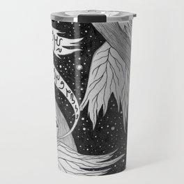 Two Ghosts Travel Mug