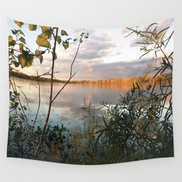 In a World Where There are Octobers Wall Tapestry
