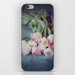 Beautiful Tulips iPhone Skin