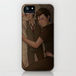 Joseph iPhone Case